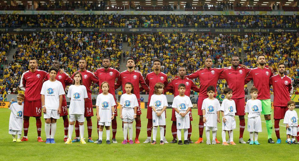 Qatar fue invitado por primera vez a la Copa América. También estará en la del 2020. (Foto: Reuters)