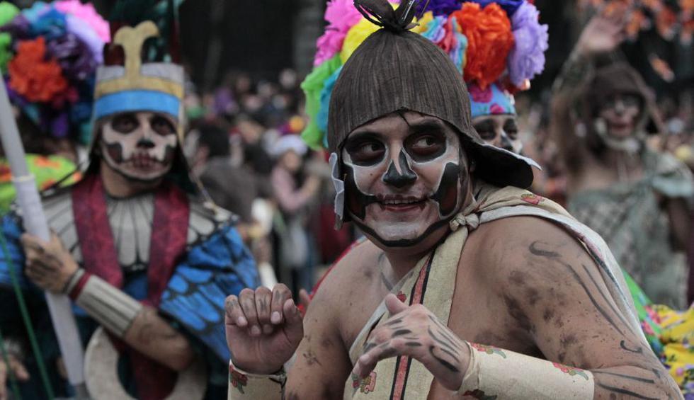 Unas 10.000 personas se calcula irán al programa que ha hecho de Fort Lauderdale, uno de los principales destinos en EE.UU. para los amantes de la celebrar el Día de los Muertos. (Foto: EFE).