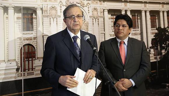"""""""Cita de Toledo y Orellana fue una sorpresa en Perú Posible"""""""