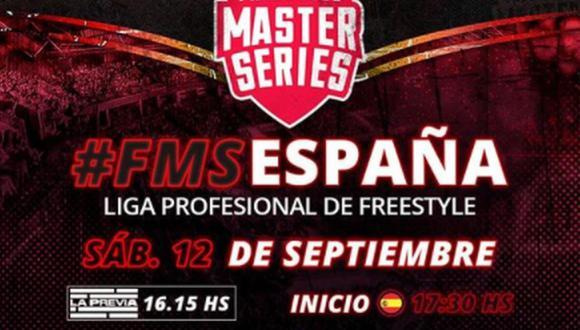 Diez de los mejores freestylers españoles batallarán a lo largo de toda la temporada para consagrarse como el campeón absoluto de la cuarta temporada de la FMS España 2020 (Foto: Instagram/FMS España)