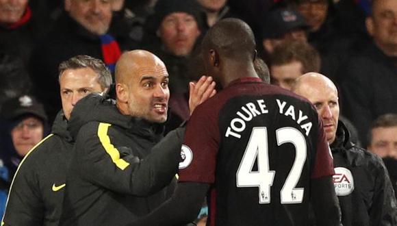 Yaya Touré: ¿Qué dijo Pep Guardiola de su notable actuación?