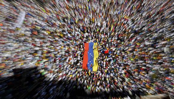 Venezuela sufre una crisis humanitaria hace varios años. (Foto: AFP)