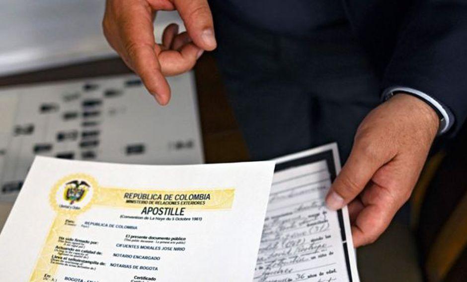 Los solicitantes debían probar conexiones judías de varios siglos atrás y pasar una serie de exámenes. (AFP).