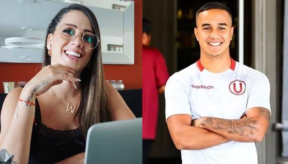 """Melissa Klug habló de su relación con Jesús Barco en """"Magaly TV: La Firme"""". (Foto: @melissaklugoficial/@jesusbarcob)"""