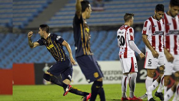 Rosario Central venció 3-1 a River Plate de Uruguay en la Copa