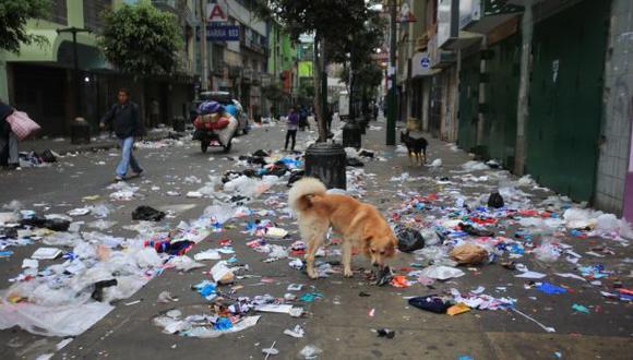 Tres municipios abandonan los servicios de limpieza y seguridad