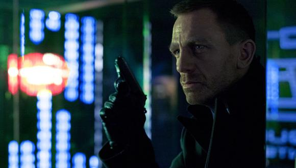 Daniel Craig como James Bond. (Fotos: Agencias)