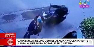 Carabayllo: asaltos en moto aumentaron desde inicio de estado de emergencia