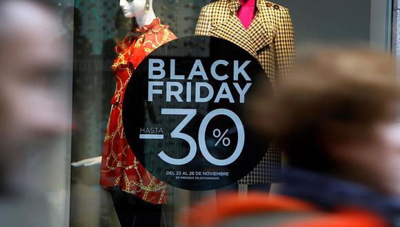 Se trata de un día con ofertas que tendrá lugar el próximo 29 de noviembre. (Foto: EFE)