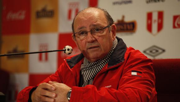 Sergio Markarián. (El Comercio)