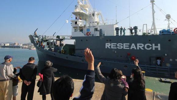 En el siglo XII los pescadores del archipiélago empezaron a capturar esos animales marinos con arpón. (Foto: AFP)
