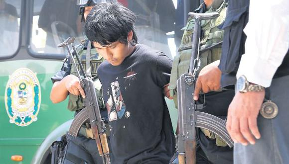 Niños de 12 años son entrenados por delincuentes para asesinar