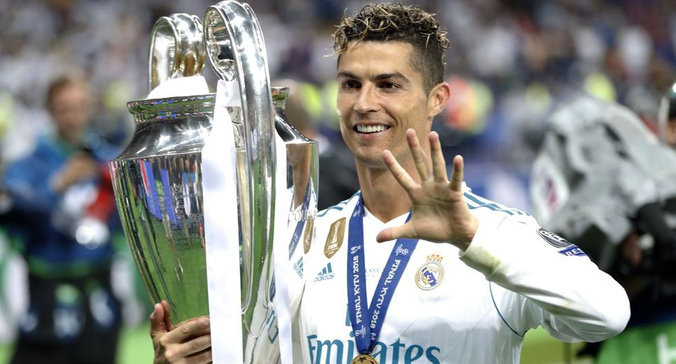Cristiano Ronaldo marcó 451 goles en el Real Madrid. (Foto: Reuters).