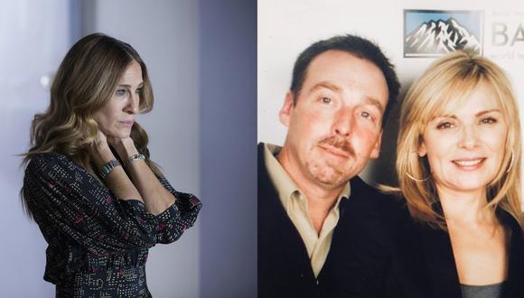 Sarah Jessica Parker apoya a Kim Cattrall tras muerte de su hermano