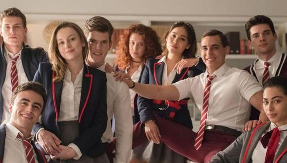 """Netflix confirmó la cuarta temporada de """"Élite"""" con impactante video. (Foto: Netflix)"""