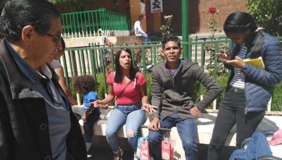 Huancayo: convocan a marcha venezolana en apoyo al régimen de Juan Guaidó