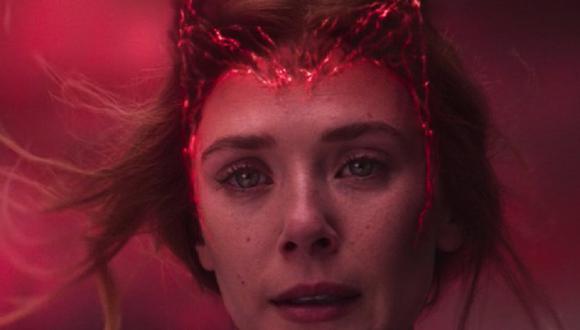 """¿Qué sucederá con Wanda Maximoff en una hipotética segunda temporada de """"WandaVision""""? (Foto: Disney+)"""