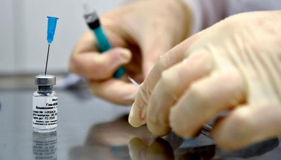 El Minsa cuenta con diferentes mecanismos para obtener las vacunas contra el COVID-19. (Foto: AFP)