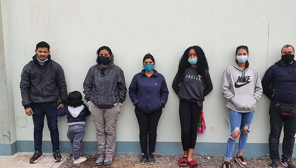 Intervienen a venezolanos en la frontera con Chile