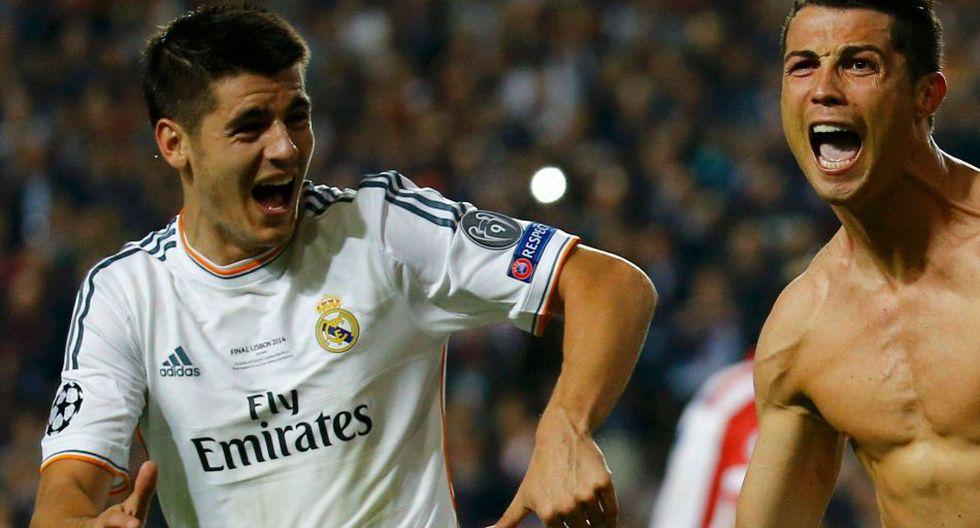 Los 14 jugadores del Real Madrid que obtuvieron la 'Décima'  - 13
