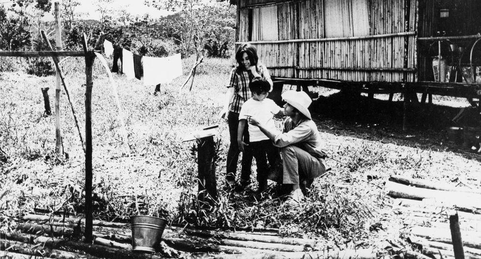 Los protagonistas: Sandra Riva, Raul Martin y Julio Alemán.