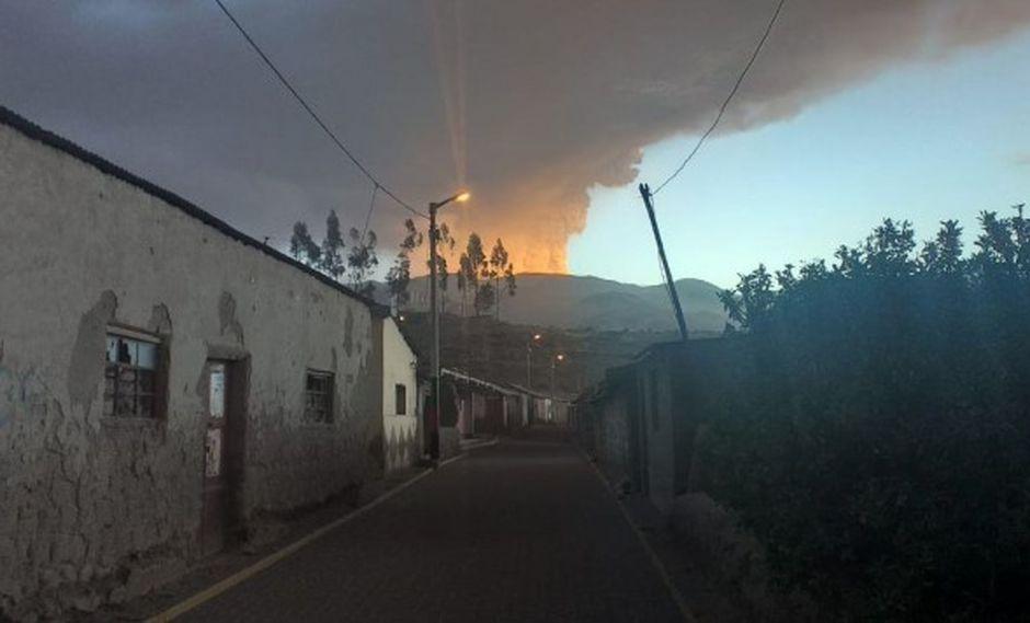 Erupción del volcán Ubinas: ¿Qué genera el incremento de su actividad?