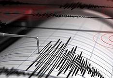 Amazonas: sismo de magnitud 4,7 se registró en la provincia de Condorcanqui, informó el IGP