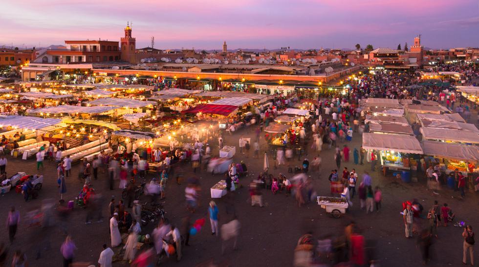 Un viaje de 48 horas por Marrakech - 1
