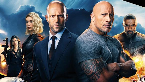 """""""Hobbs and Shaw 2"""" no llegará a los cines en el corto plazo, según uno de sus productores (Foto: Universal Pictures)"""