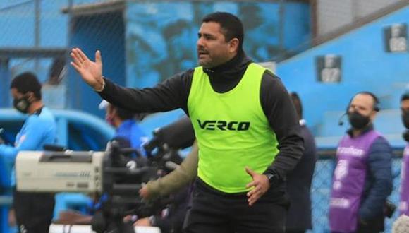 Jorge Espejo es entrenador de Cantolao desde octubre del año pasado. (Foto: Liga de Fútbol Profesional)