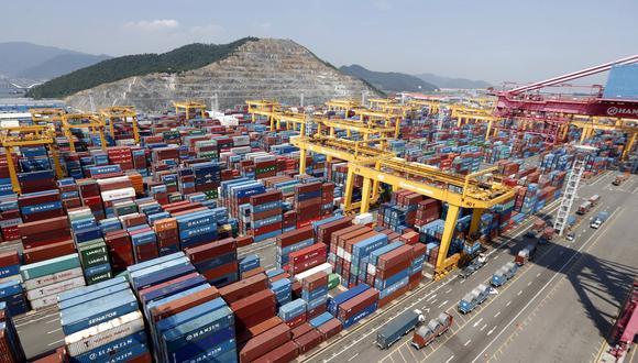El comercio global se ha visto golpeado por el coronavirus. (Foto: Reuters)