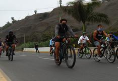 Domingo sin autos: modifican horario de cierre al tránsito vehicular en la Costa Verde