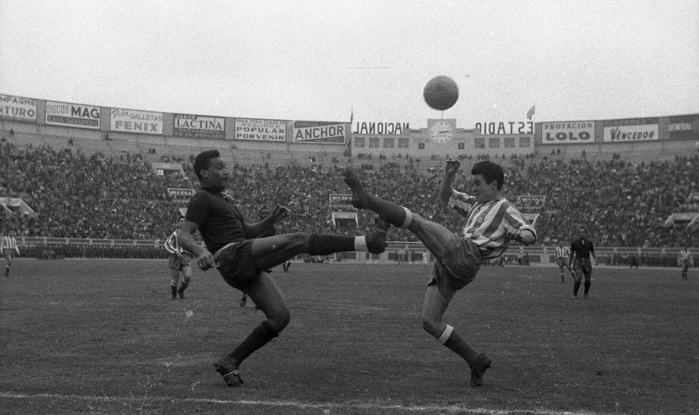 FOTOS: Archivo Histórico El Comercio.