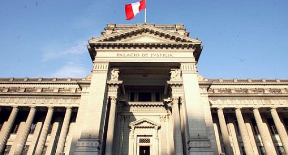 """""""Con la decisión del Poder Judicial se han ahorrado fondos públicos"""", dijo David Ortiz, procurador público del MTC.(Foto: USI)"""