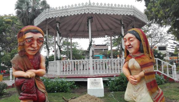 Pachacámac: celebran Navidad Andina con esculturas gigantes