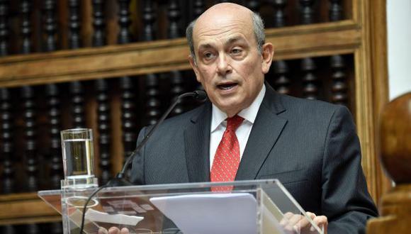 Dan por finalizadas las funciones de Hugo de Zela como viceministro de Relaciones Exteriores. (Foto: Cancillería)