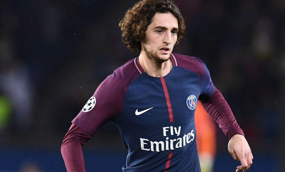 """El emisora radial """"RMC"""" aseguró que Pep Guardiola intentó convencer a Adrien Rabiot para que se uniera al Manchester City el próximo año. (Foto: AP)"""