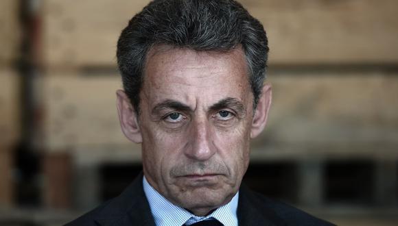 El ex presidente de Francia, Nicolas Sarkozy, será juzgado desde este lunes por corrupción. (Foto: FREDERICK FLORIN / AFP).