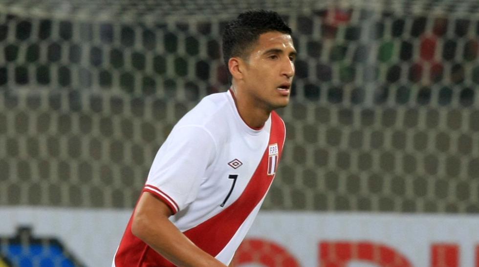 Ramírez de '9', la posible sorpresa de Perú contra Inglaterra - 9