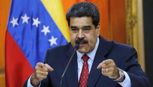 Nicolás Maduro ha descalificado al FMI como un agente del colonialismo estadounidense y critica a la institución por promover programas de austeridad severos. (Foto: AP)