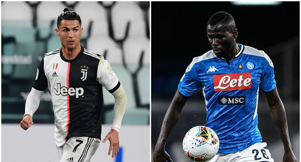 Juventus vs. Napoli: posibles alineaciones de la final de la Copa Italia