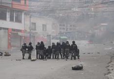 Cocaleros en Bolivia chocan nuevamente con la policía