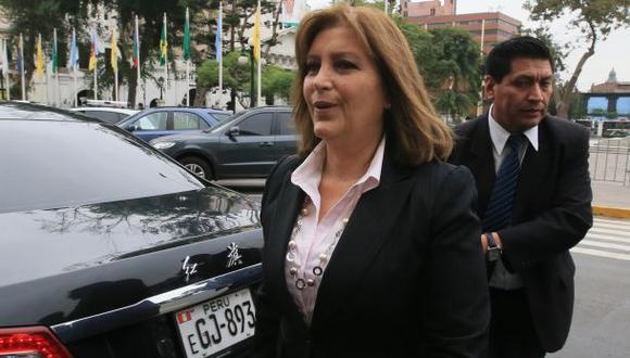 Eda Rivas también será embajadora en la República de San Marino