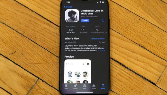 """Clubhouse prometió que lanzaría """"pronto"""" la app de Android, pero demorará más de lo estimado. (Foto de archivo: AP/Mark Schiefelbein)"""