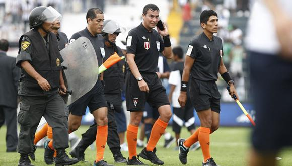 Alianza Lima vs. Vallejo: Henry Gambetta dirigirá la final