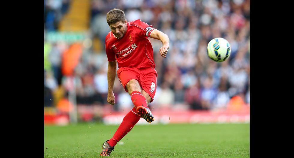 Igual que Gerrard: futbolistas que han jugado en un solo club  - 11