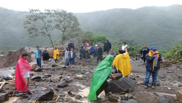 Lluvias en Ucayali dejan más de 100 afectados