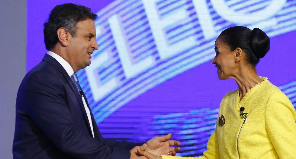 ¿Silva o Neves? La gran duda para la segunda vuelta en Brasil