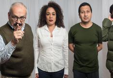 """Carlos Victoria, Ebelin Ortiz, Brando Gallesi y Carlos Solano protagonizan la obra virtual """"Bicentenario"""""""