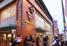 San Juan de Miraflores: clausuran restaurantes por ofrecer comida en mal estado   FOTOS